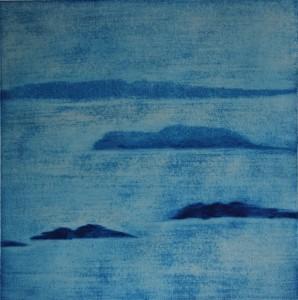 Den blå ørken