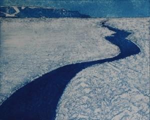 Den blå flod